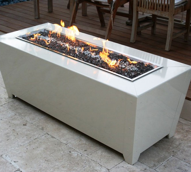 COOKE Diego - Automated stone and steel fire features of any size.