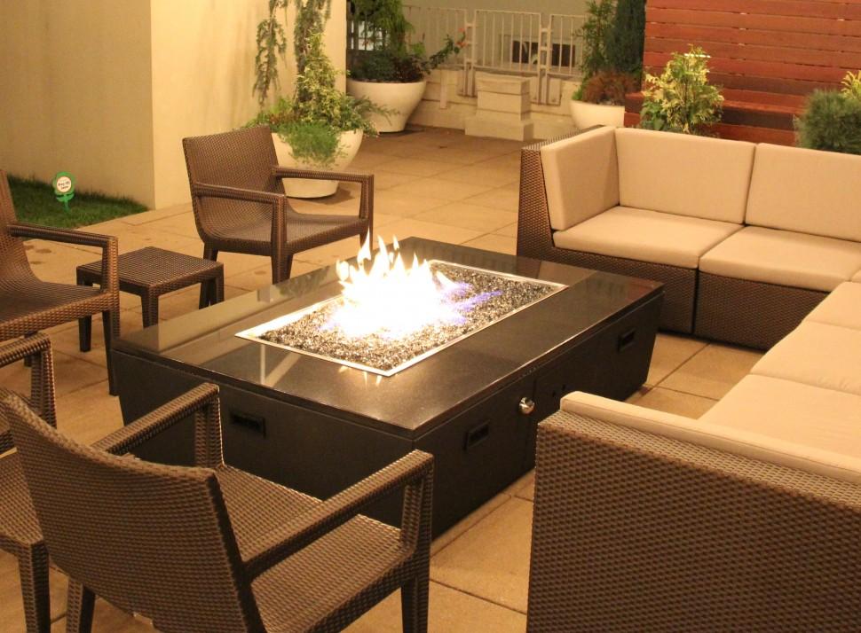 Custom Diego Fire Pit