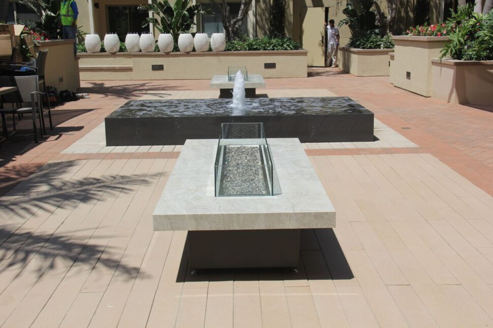 COOKE builds automated fire pits for commercial and public spaces.