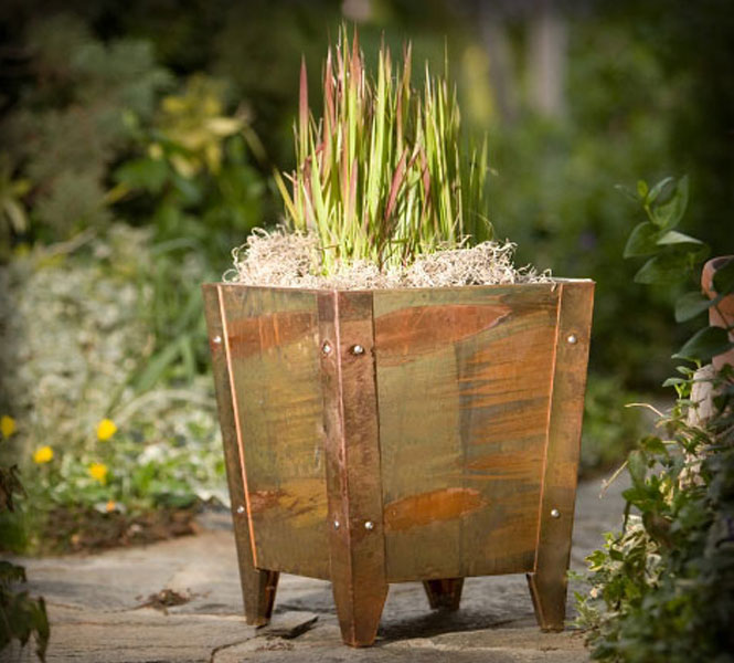 Custom planters, paneling, and hardscape elements to any specification.