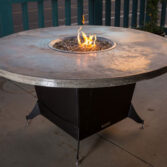 Bishop Fire Pit Table
