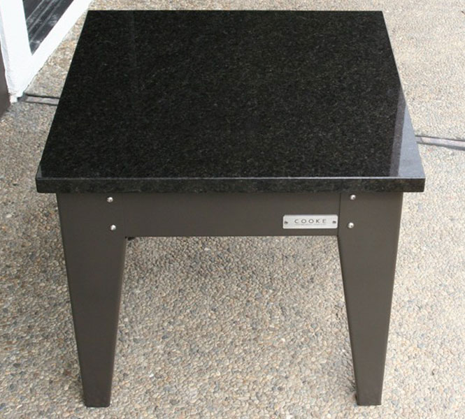 Call us to learn how to bundle side tables with any COOKE fire pit!