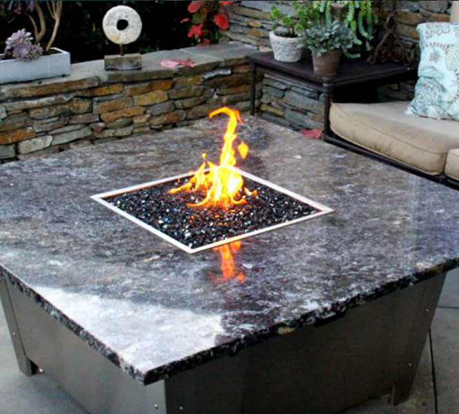 New Port Fire Table