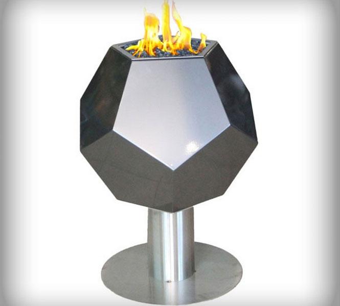 Custom Fire Feature