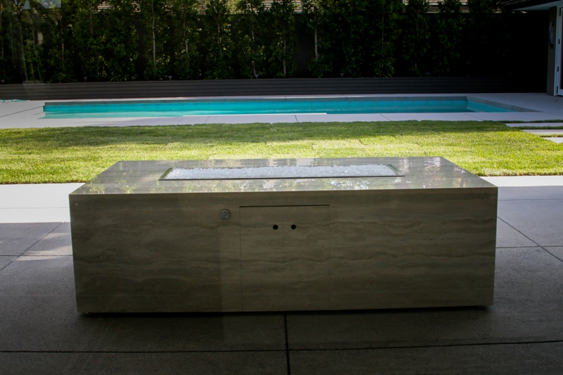 COOKE builds premium contemporary fire pits for any residential, commercial, or public setting.