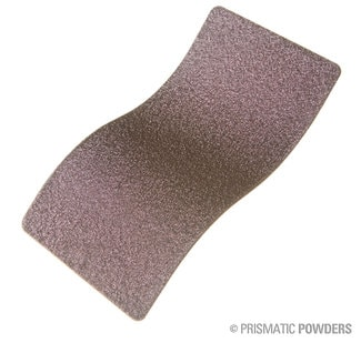 Desert Mauve Lite - A flt dark metallic mauve wrinkle finish that shows good color in the light.