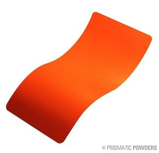 Sunburst Orange - A bright gloss orange with a very fine metallic.