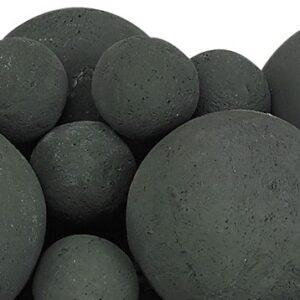 Matte Black Sphere Set