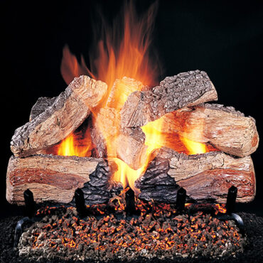 Evening Desire Vented Gas Log Set