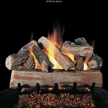 Rasmussen CrossFire Vented Gas Log Set