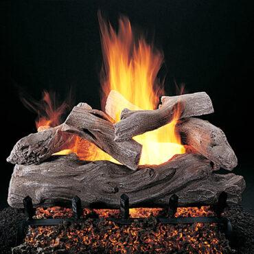 Manzanita Vented Gas Log Set