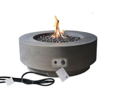 Gravelstone Round Fire Table