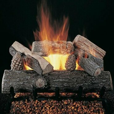 Rasmussen Lone Star Vented Gas Log Set