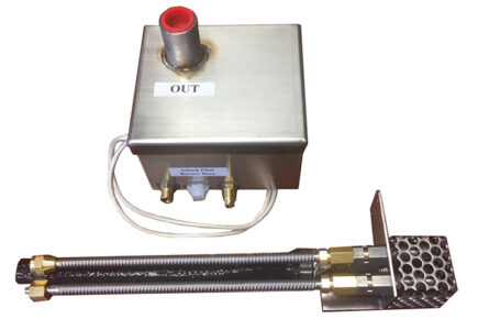 Stainless Steel AWEIS Box and Pilot