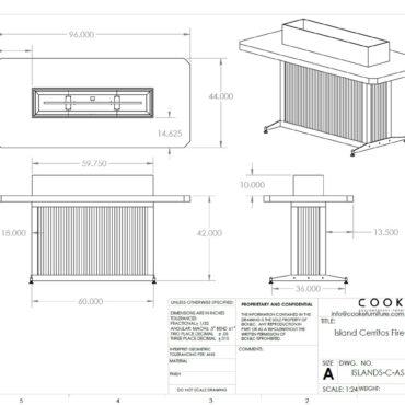 COOKE Santa Monica Spec Sheet