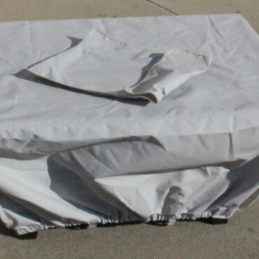 Optional Table Cloth Cover