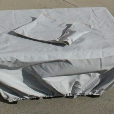 Optional Cloth Table Cover