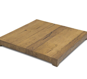 OPTIONAL GFRC French Barrel Oak Protective Burner Cover