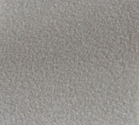 Hilltop Grey Powder Coat Finish (close up)