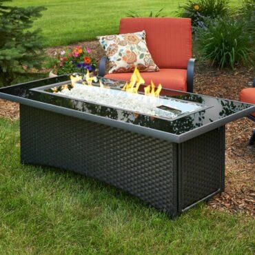 Outdoor Greatroom Montego Firepit