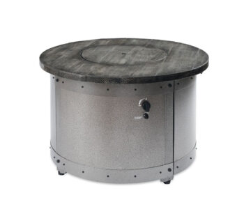 Fire Pit Lid Included