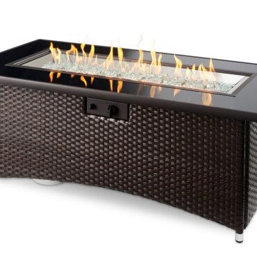 Outdoor Greatroom Montego Firepit Fire