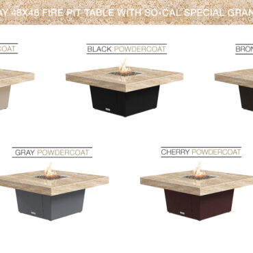 Santa Cecillia Granite Top Color Combinations