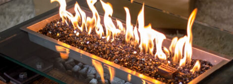 Burner system produces, quality, safe, and controllable flame