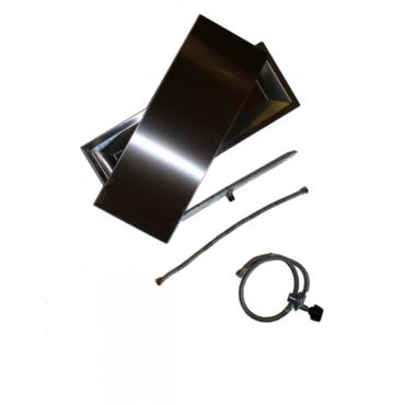 Fire Pit Kit Components