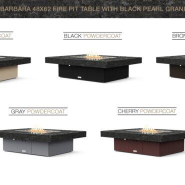 Black Pearl Granite Top