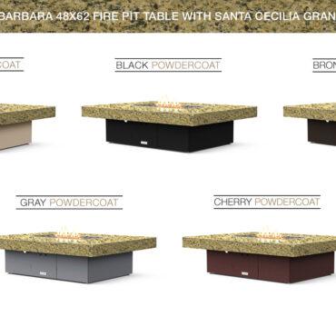 Santa Cecilia Granite top