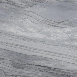 Blue Tahoe Quartzite slab, large format premium stone.