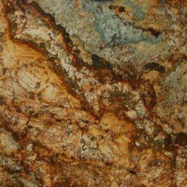 Desert Canyon Granite slab, large format premium stone.