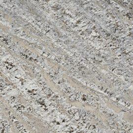 Silver Lenon Granite slab, large format premium stone.