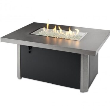 Outdoor Greatroom Caden Gas Fire Pit Table