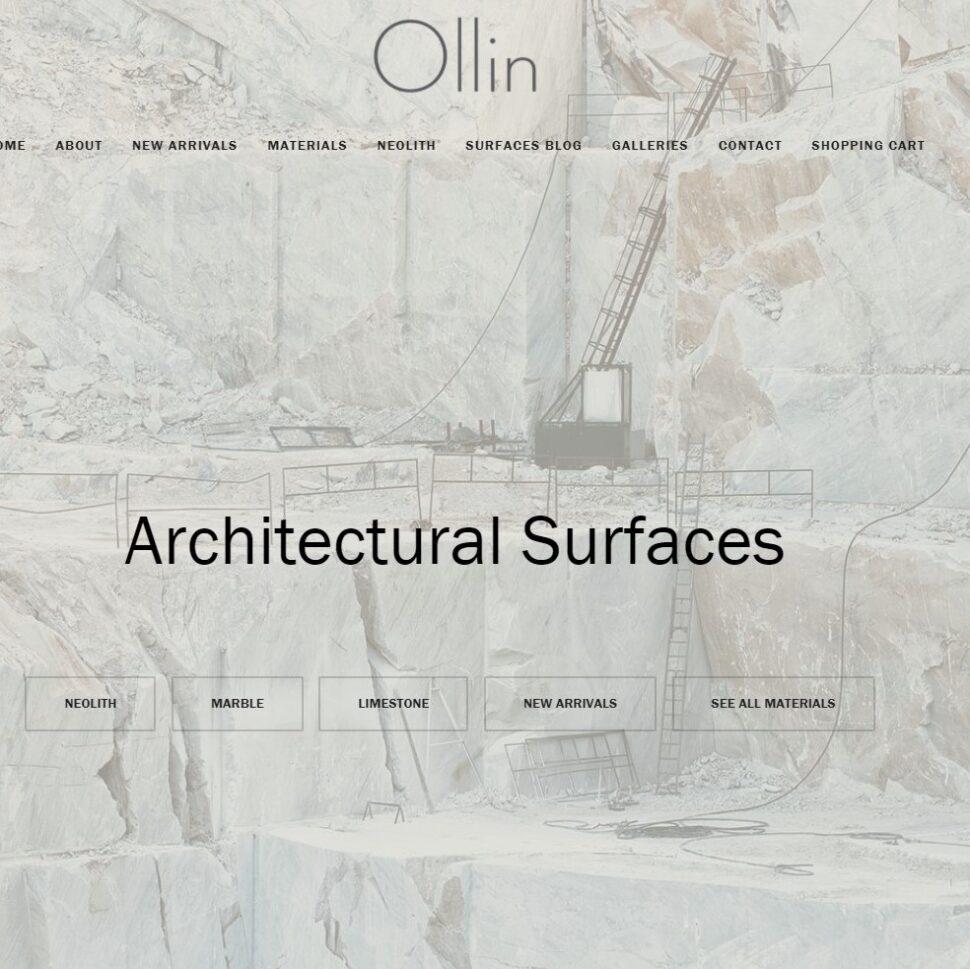 Ollin stone