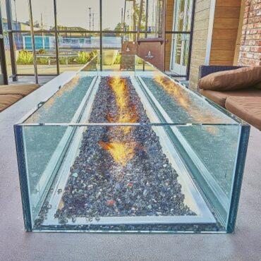 "COOKE 1/2"" Tempered Glass Windscreen"